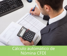 Nómina CFDI